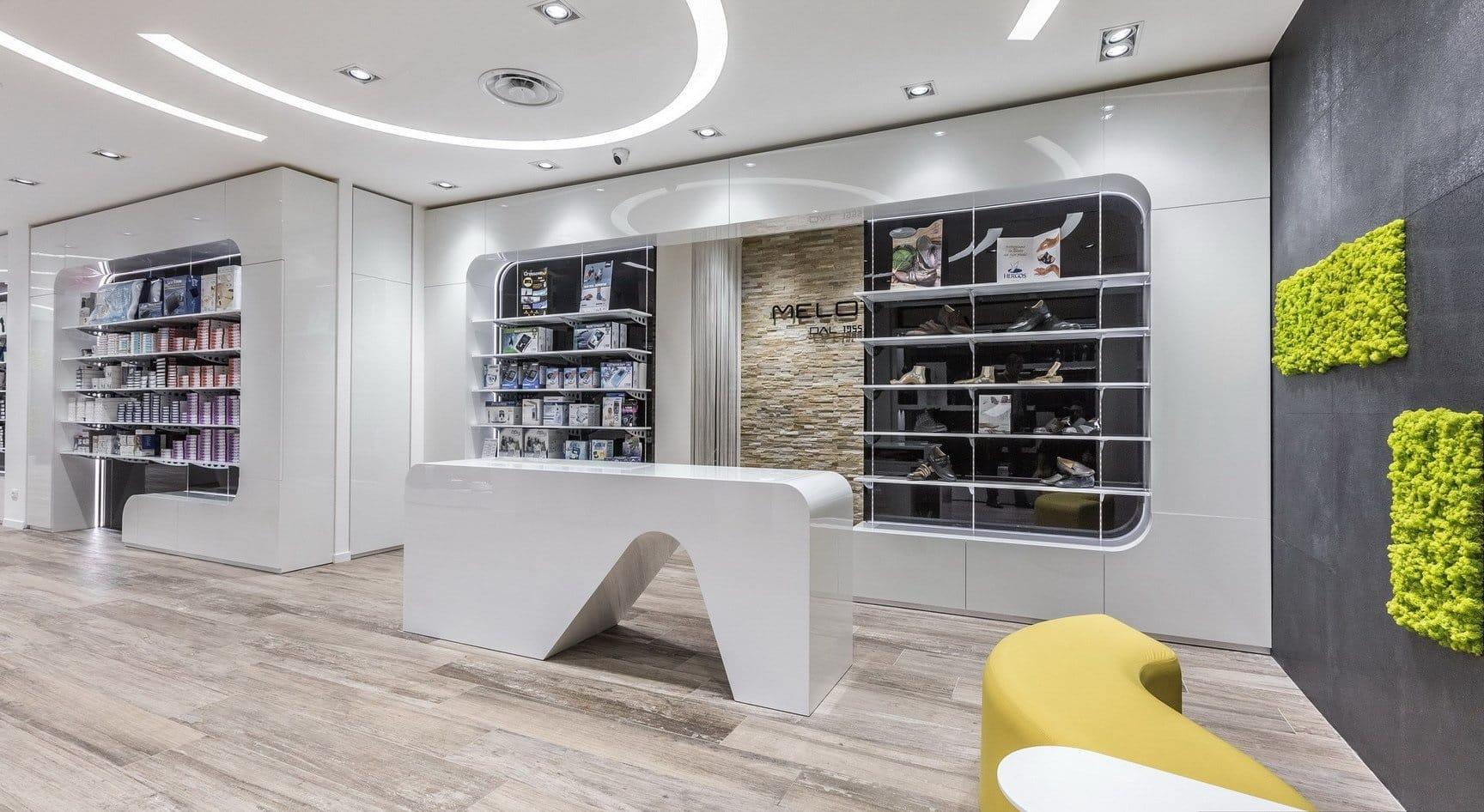 progetto 1ristrutturazione uffici e negozi roma