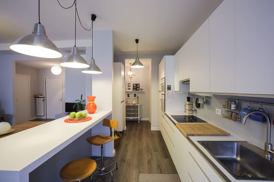 cucina ristrutturazione appartamento san giovanni roma