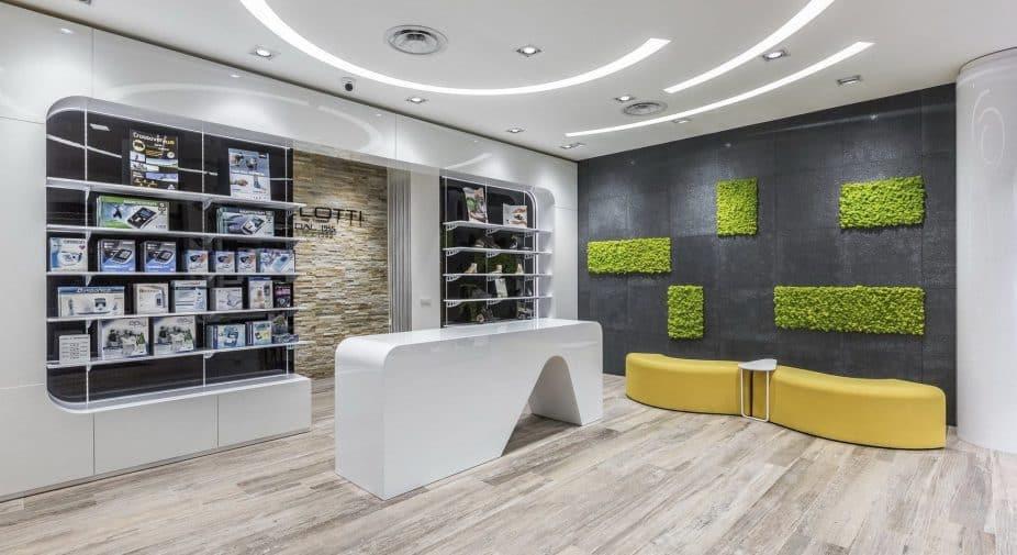 ristrutturazione uffici e negozi