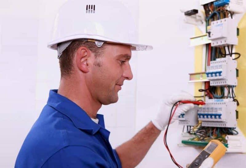 intervento elettricista a roma