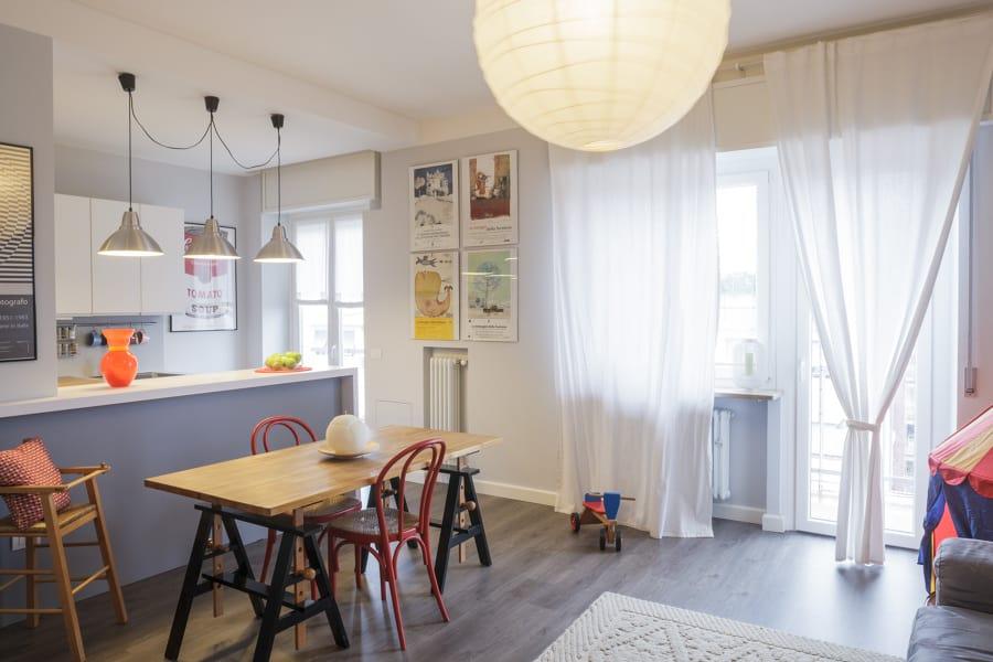 ristrutturazione appartamento san giovanni roma salone