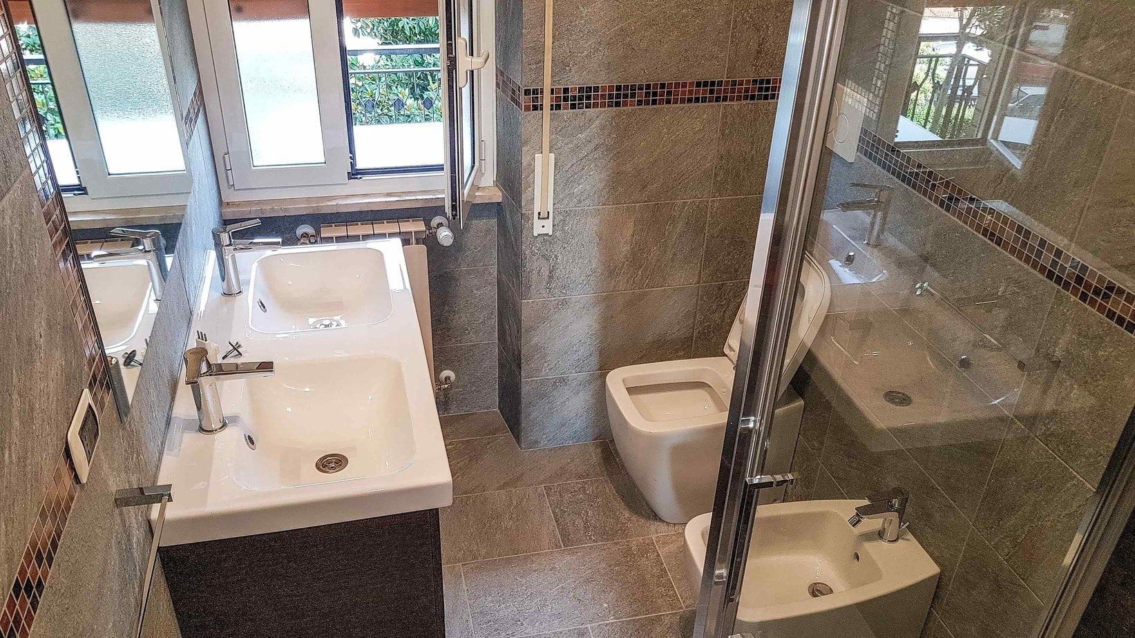 Ristrutturazioni roma ristrutturazione casa appartamenti roma lazio e ditta edile roma lazio - Termoarredo per bagno 6 mq ...
