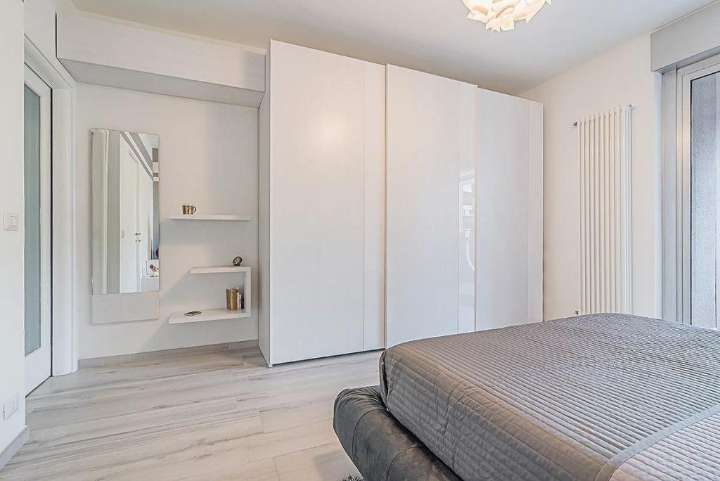 Ristrutturazione appartamento di 80 mq a Roma, Appia