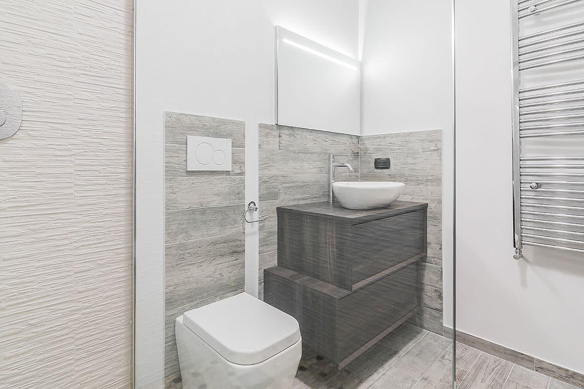 Costo Manodopera Rifacimento Bagno ristrutturazione completo bagno roma eur | casahelp