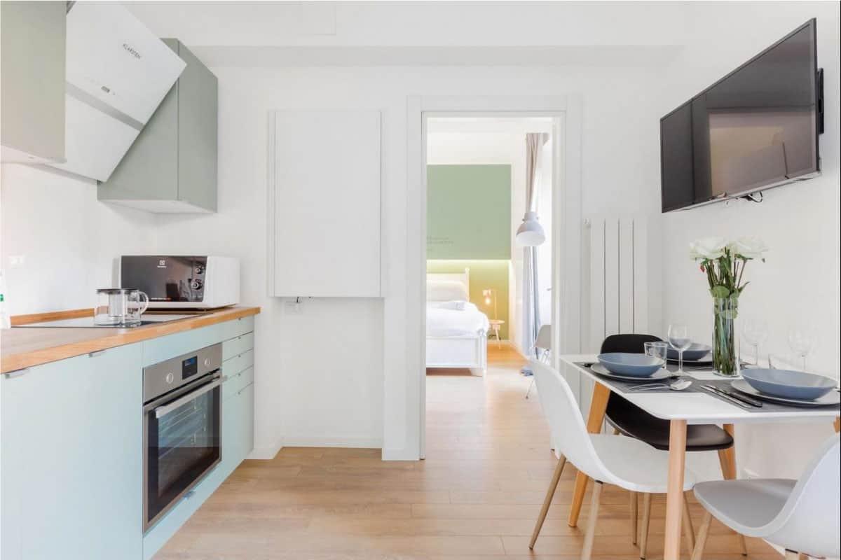 cucina appartamento Valmontone roma