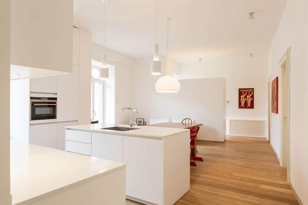 Ristrutturazione appartamento 100 mq Prati, Roma