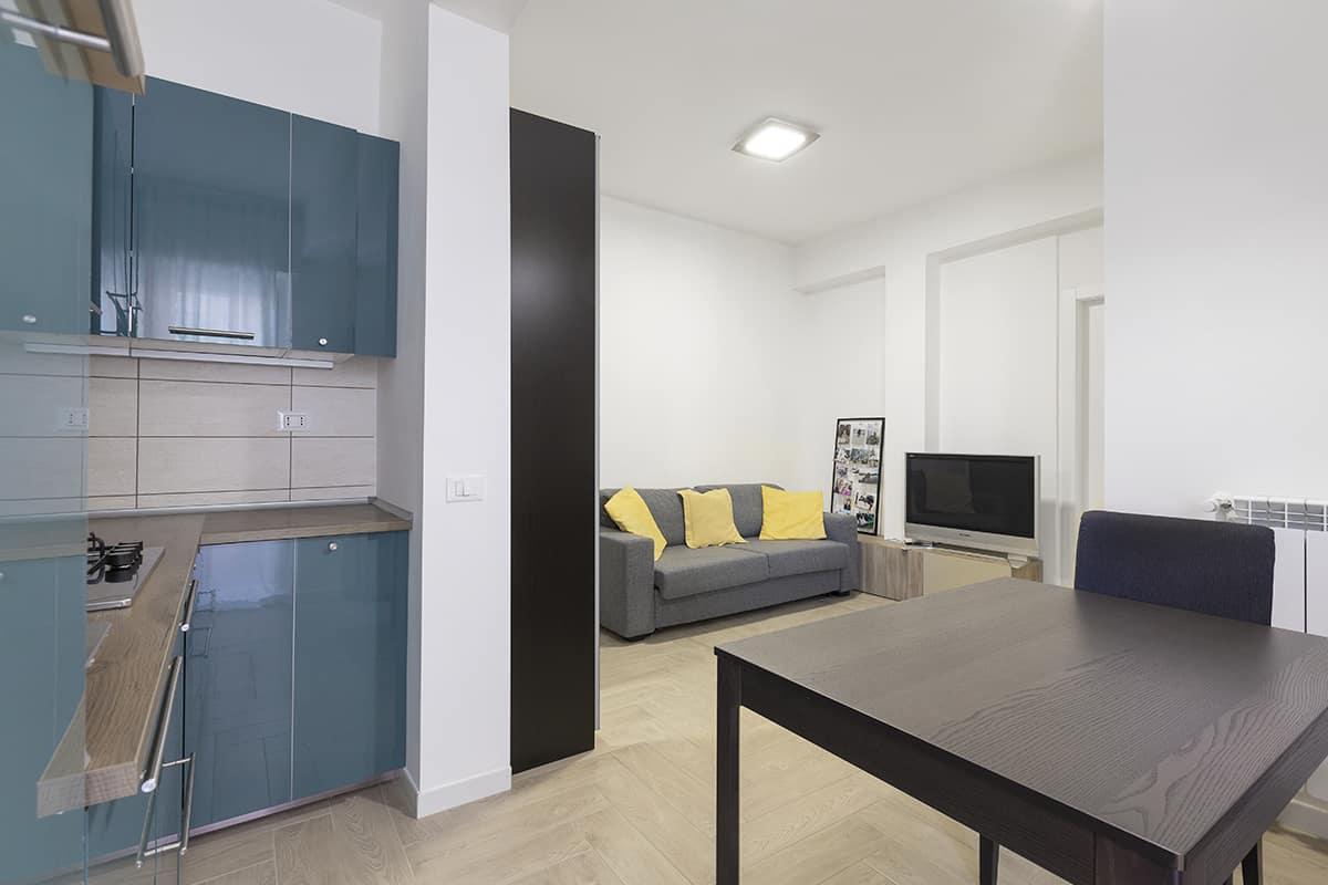 ristrutturazione appartamento 40 mq casilina roma