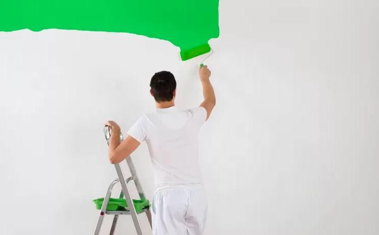Tinteggiatura, pitturare casa
