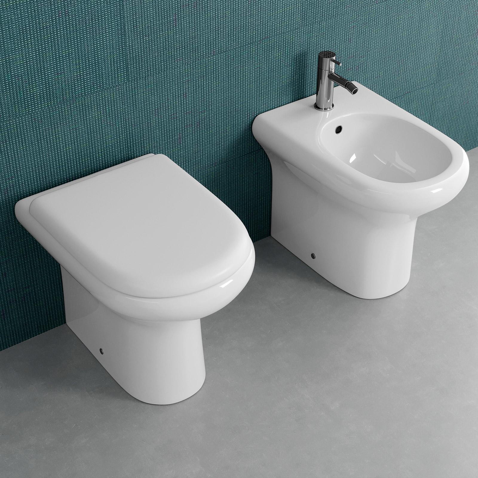 sanitari filo muro Rak ceramics